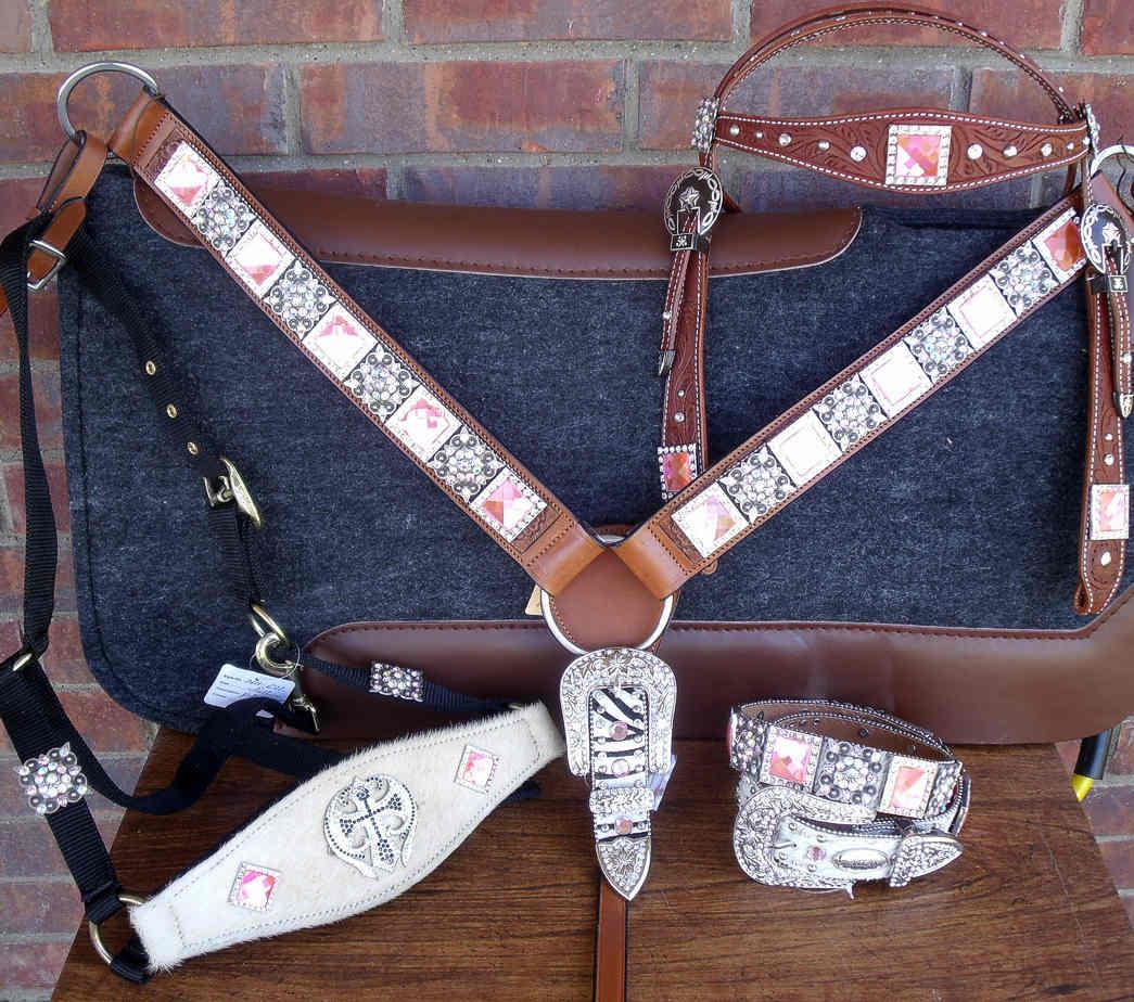 bling breast collars western rhinestone belts bling on a budget. Black Bedroom Furniture Sets. Home Design Ideas